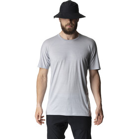 Houdini Free Tee Men ground grey